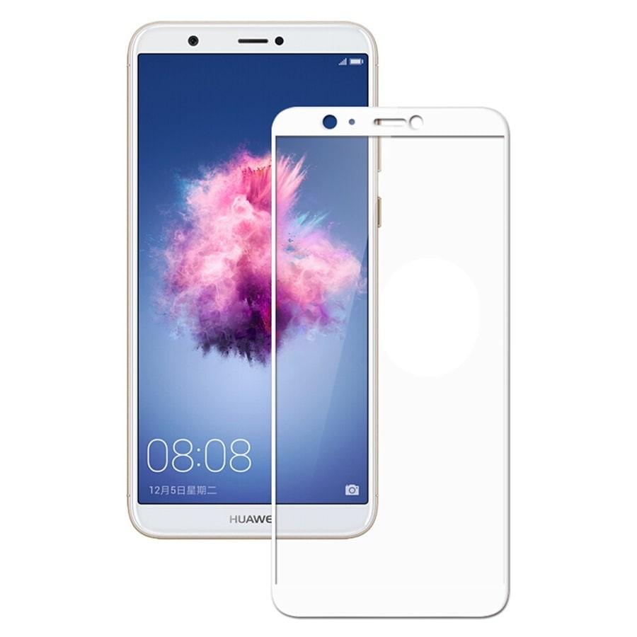 Verre trempé Huawei P Smart Blanc Protecteur d'écran