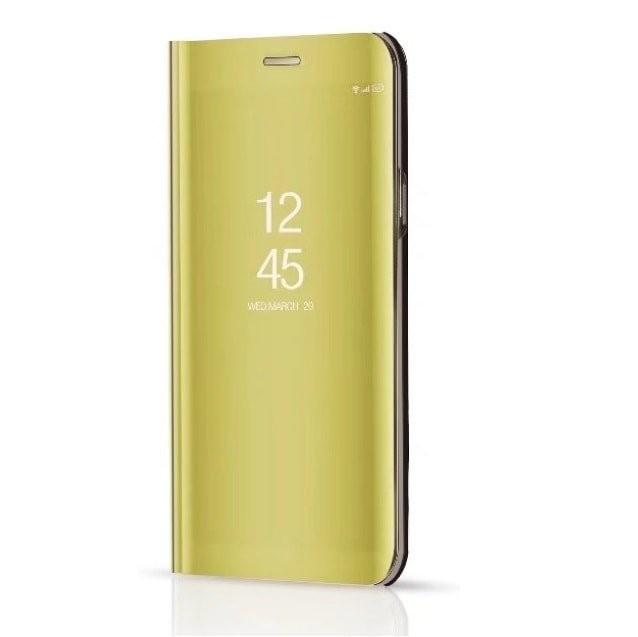 Etuis Huawei Mate 10 Lite Squizz doré