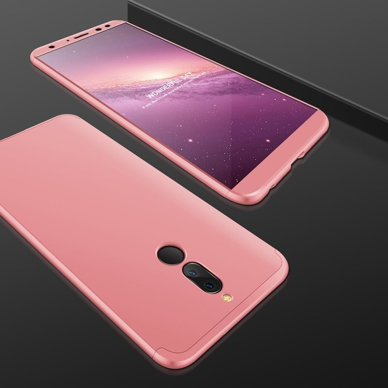 Coque 360 Huawei Mate 10 Lite Rose