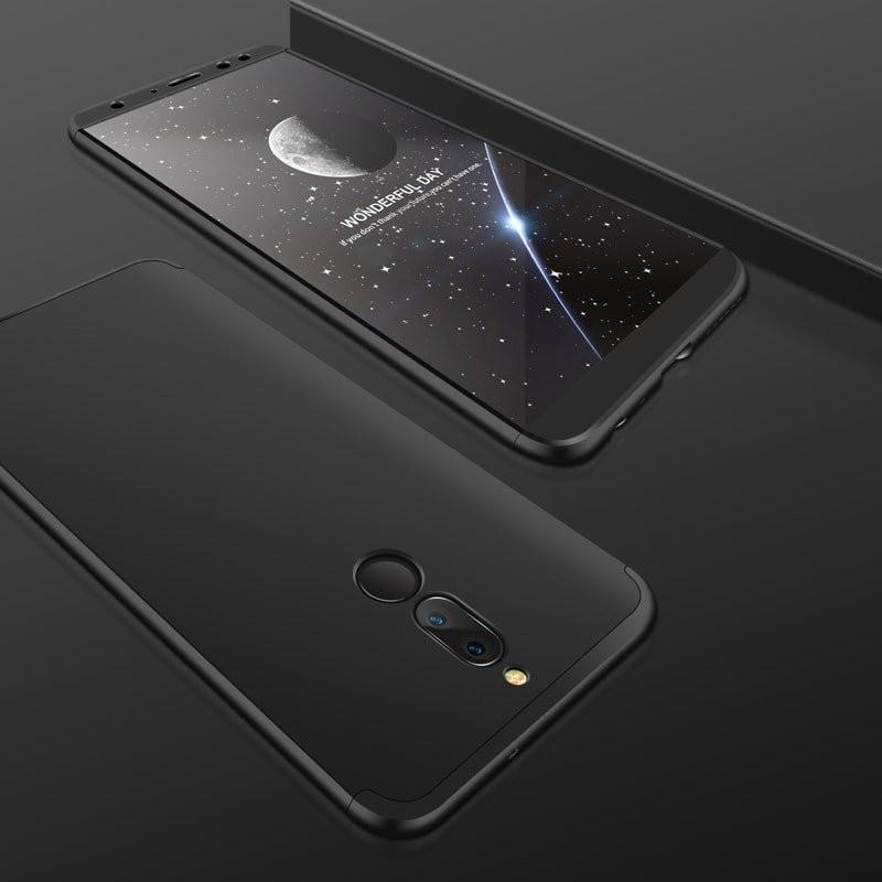 Coque 360 Huawei Mate 10 Lite Noir.