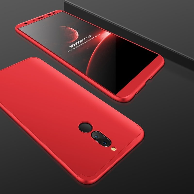 Coque 360 Huawei Mate 10 Lite Rouge.