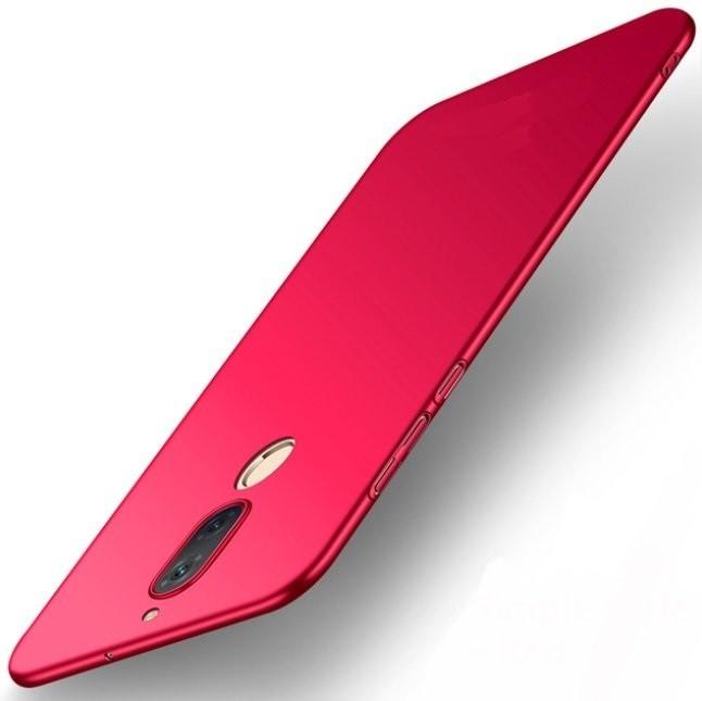 Coque Huawei Mate 10 Lite Gel Rouge