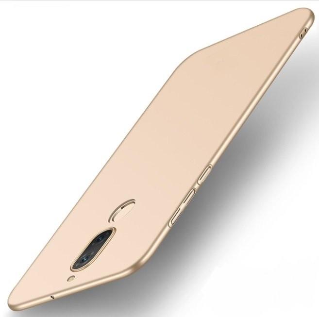 Coque Huawei Mate 10 Lite Gel Dorée