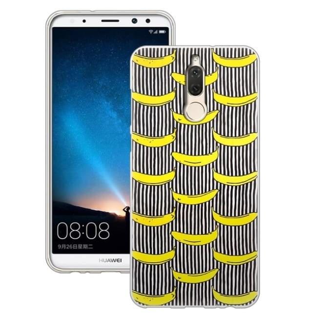 Coque Silicone Huawei Mate 10 Lite Banana