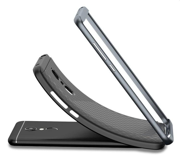 Coque Xiaomi Redmi 5 Plus Armure Ipaky bumper