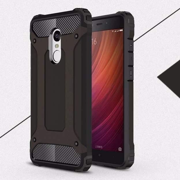 Coque Xiaomi Redmi 5 Plus Anti Choques noir