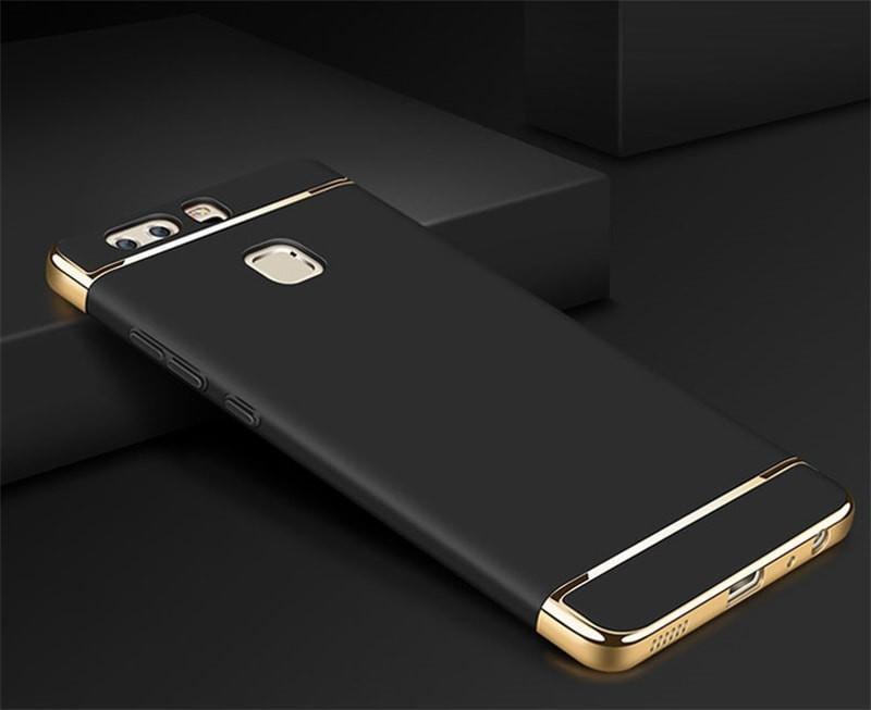 Coque Huawei P Smart Innos Noir