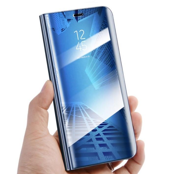Etuis Huawei P Smart Cover Translucide Bleu
