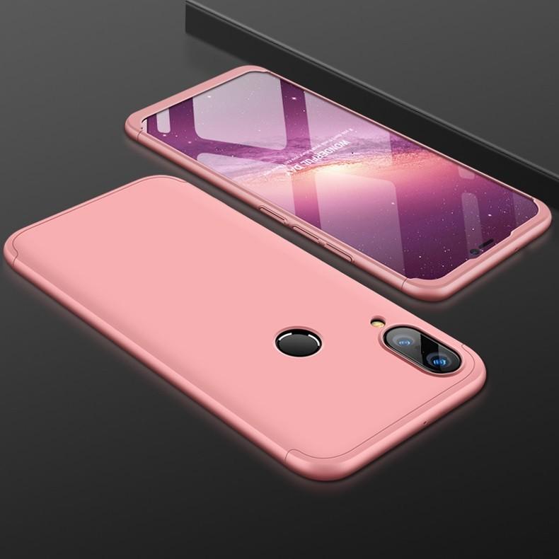 Coque 360 Huawei P20 Lite Rose