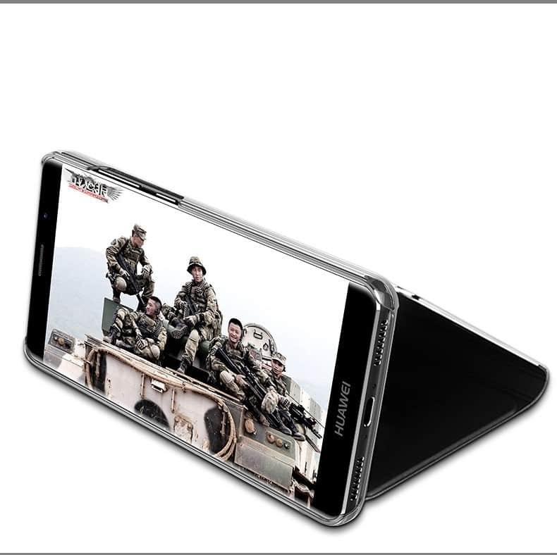 Etuis Huawei Mate 10 Squizz Lila