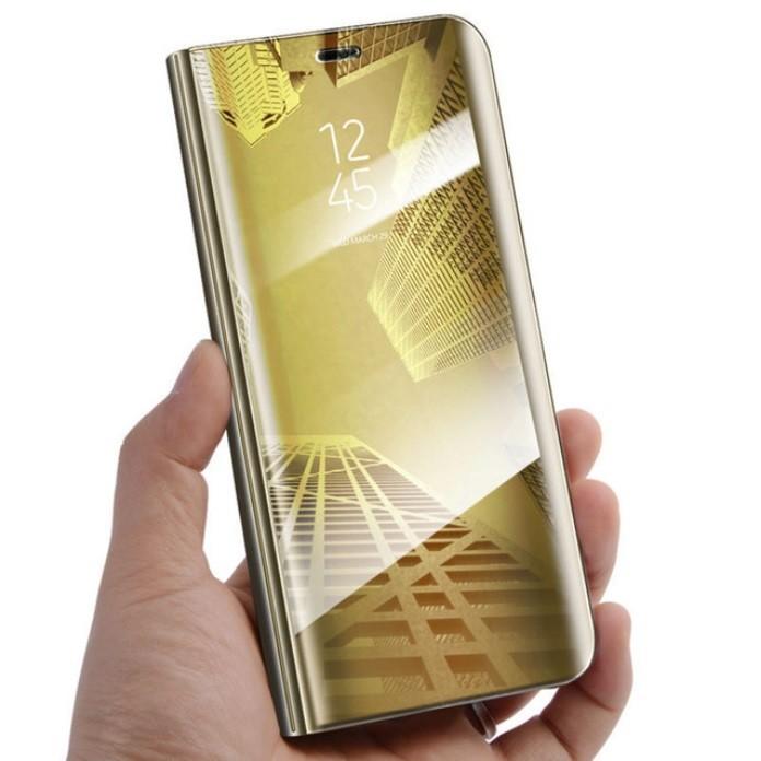 Etuis Xiaomi Redmi 5 Plus Cover Translucide Doré