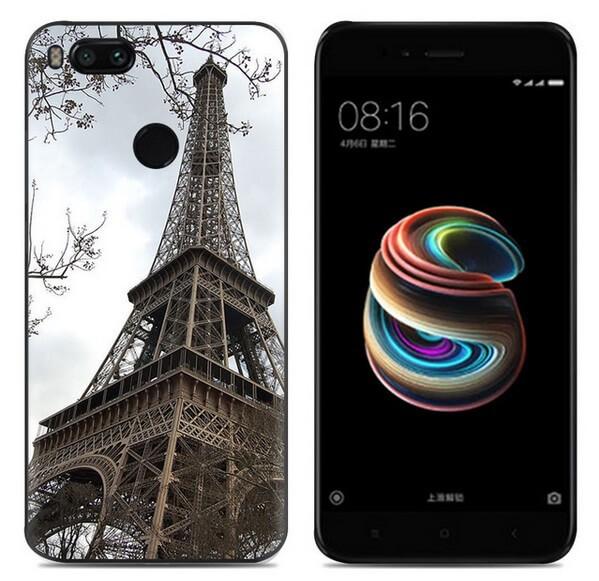 Coque Silicone Xiaomi MI A1 Paris