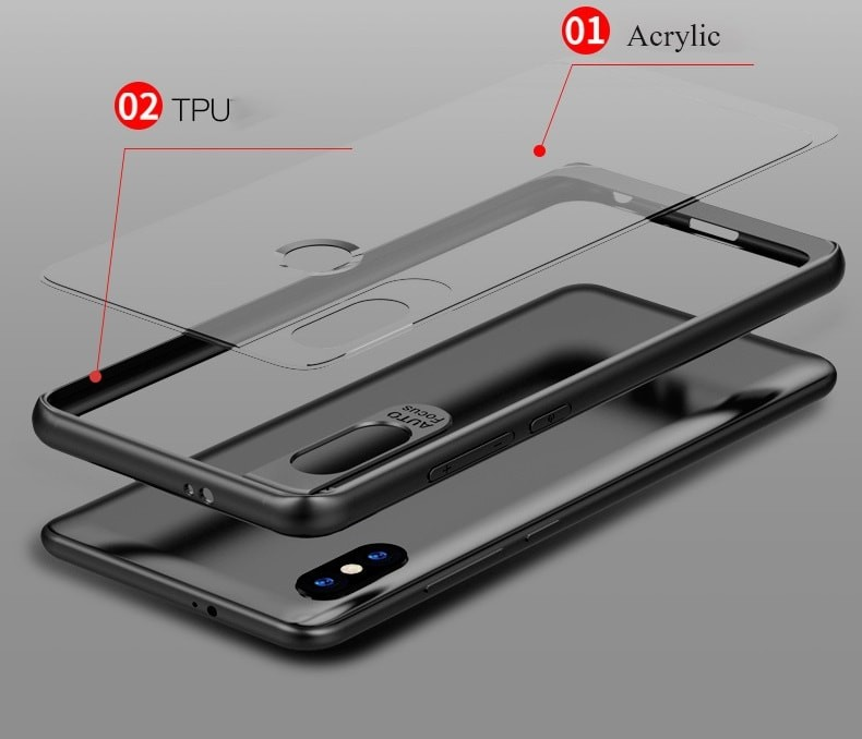 Coque Acrilique Xiaomi Redmi Note 5 Supreme