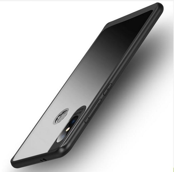 Coque Acrilique Xiaomi Redmi Note 5 Supreme noir