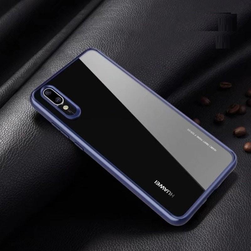 Coque Acrilique Huawei P20 Supreme bleu