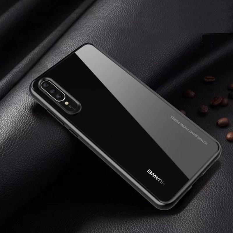 Coque Acrilique Huawei P20 Supreme noir