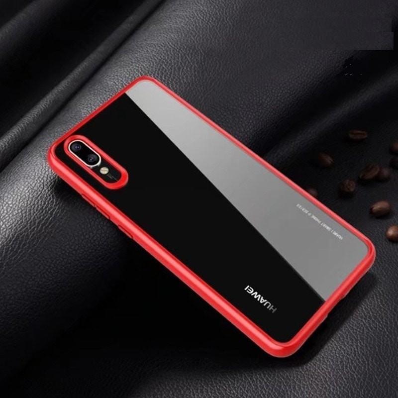 Coque Acrilique Huawei P20 Supreme  rouge