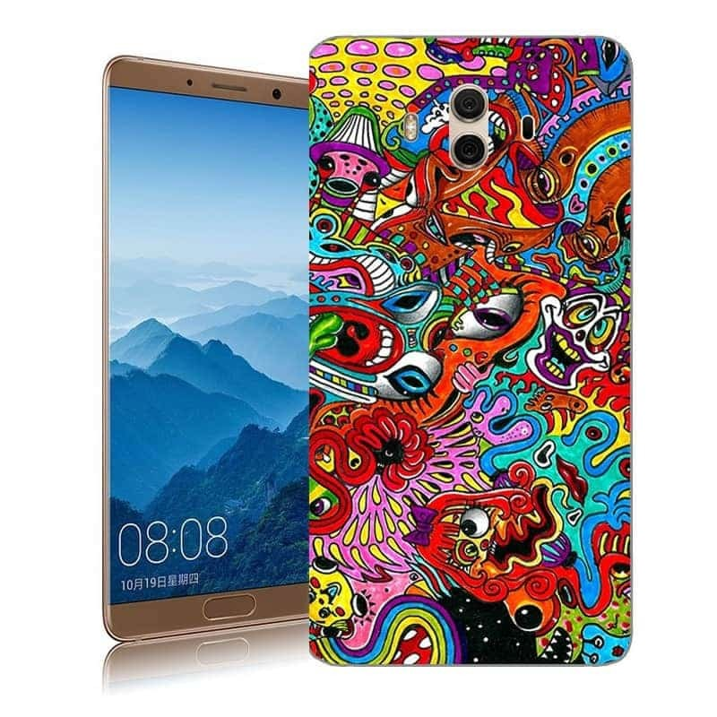 Coque Huawei Mate 10 Silicone Carnaval